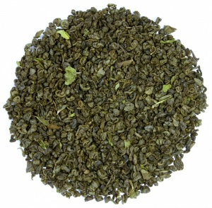 Gunpowder Mint Green Tea